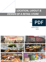 Study of a Retail Outlet