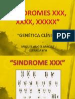 Sindrome Xxx