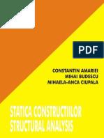 Statica Constructiilor Ro-En