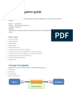 WebUI Navigation Guide