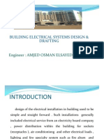 BUILDING ELECTRICAL SYSTEMS DESIGN & DRAFTING