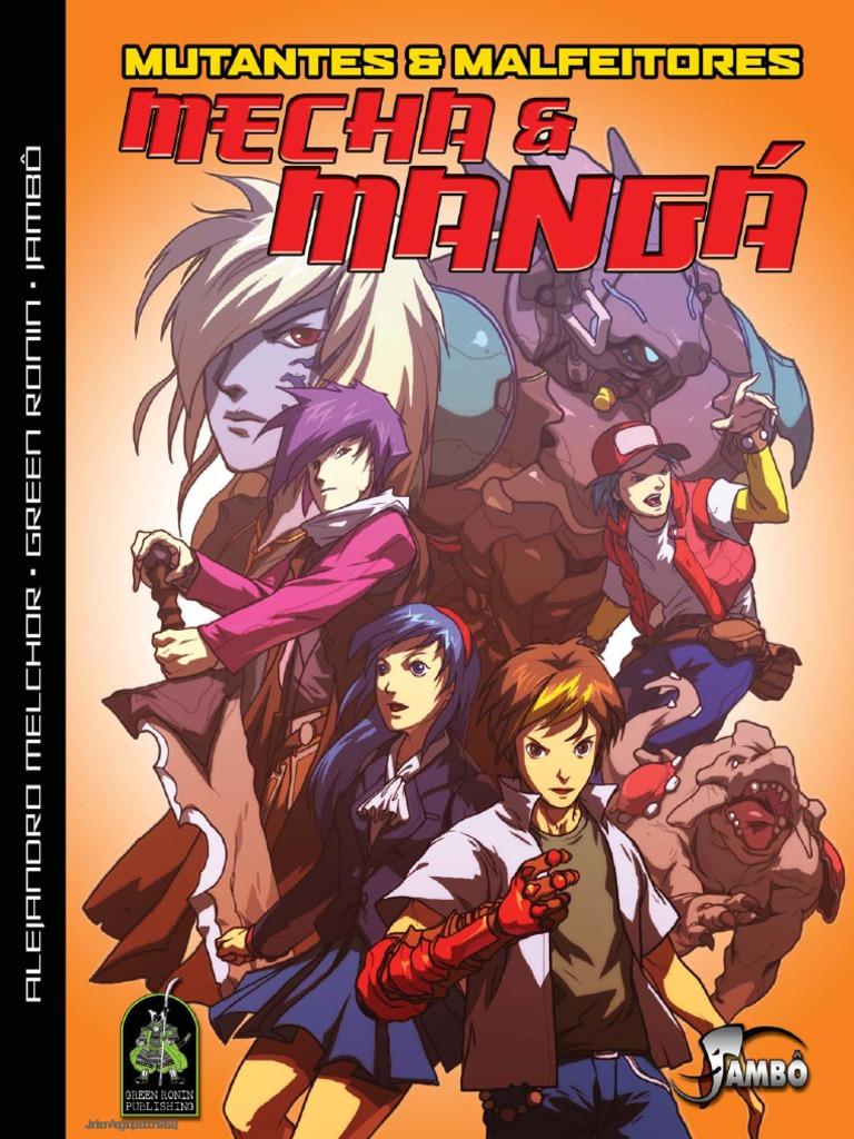 94a9a714590 Mecha Manga