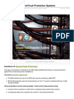 Electrical-Engineering-portal.com-Inspection of GroundFault Protection Systems