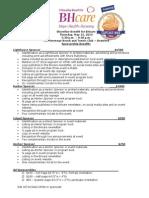 2014 Shoreline Event Sponsor Form
