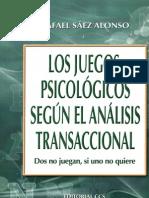 Saez Alonso - Juegos Psicologicos