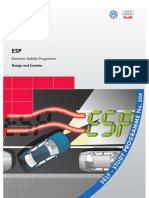 Electronic Stability Programme Design and Function