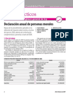 Cp07 Declaracion Anual de Personas Morales