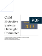 Child Protective Services Report