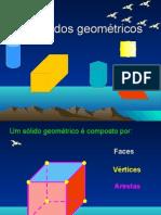 Geometria No Espaco Solidos Geometricos
