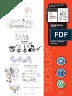 21 Sensor Encoder Rotary