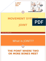 1.2 Movement System -Join, Muscle
