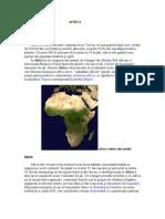 Africa - istorie, concepte ale triburilor