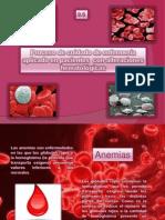 PCE en Alteraciones Hematologicas