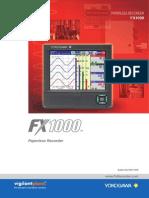 Yokogawa FX1000