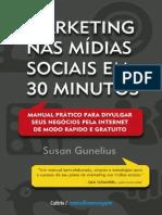 Marketing nas Midias Sociais em 30 minutos