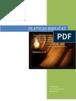 PLATICAS BIBLICAS.