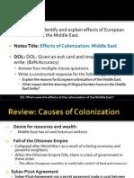 WebNotes - 2014 - Effects-ColonialismINMidEast 2014