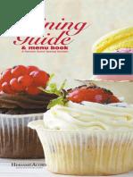 2014 Dining Guide & Menu Book - Hersam Acorn Newspapers