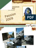 IMT Passion 2009