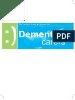 OSW Dementia Carers Handbook