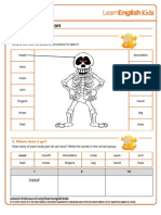 Songs the Scary Skeleton Worksheet Final 2012-10-10 (1)