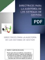 3. Proceso de Auditoría