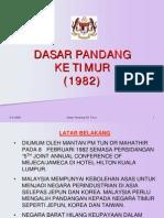 DASAR PANDANG KE TIMUR 1