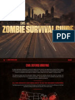 EMS Zombie Survival Guidebook