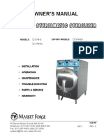 Sterilizer Manual [h2115]