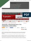 Aprende a Desenmascarar a Los Empleados Indeseables,Emprendedores&Empleo, Expansion