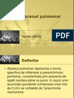 Abcesul-pulmonar