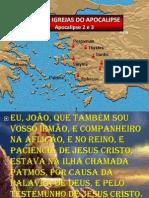 As sete Igrejas da Ásia