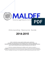 1415 maldef scholarship - latino