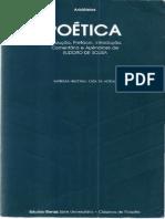ARISTÓTELES; SOUSA, Eudoro de - Poética    1986