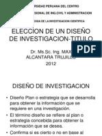 ELECC. DISEÑO INV. 7