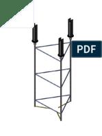 base para torre vaisala Presentación1 3d