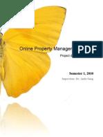 advance  e property protect rport