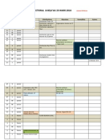 calendrier electoral v 26 fev