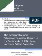 Arctic andArctic and Alpine Environments Alpine Environments