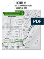 Septa Detour Map