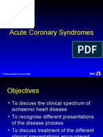 ERC ALS Lecture 3 Coronary Syndromes