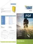 Ysebaert Hybrid Energy Data Sheet