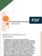 Principios de Bioquimica