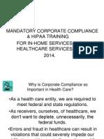 2014 corp  compliance ihshcs