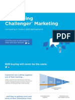 Challenger Marketing eBook