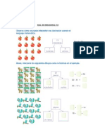 Guia de Matematicas 2° Básico - Primer Ciclo