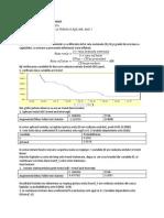 Tema 2 econometrie aprofundata