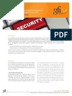 GFI - Offre Sécurité 2013