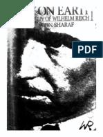 Sharaf Myron Fury on Earth a Biography of Wilhelm Reich