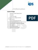 Diseño sistema tuberia PVC